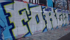 KULTURFORUM Klagemauer Graffiti (9)