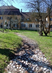 SCHEYERN GUTSHOF Skulpturenpark 'Kunst-Blicke (14)
