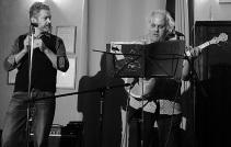 Eugene Chadbourne + Steven De Bruyn - Furtnerbräu Freising 2018-09-28 -DSC00567